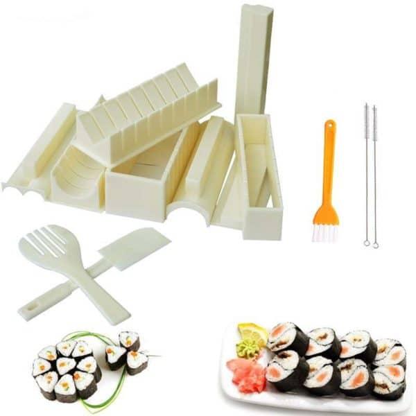 Kit sushi-maki blanc