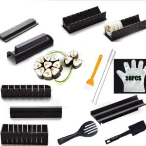 Kit sushi noir