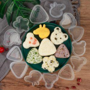 Moules pour onigiri