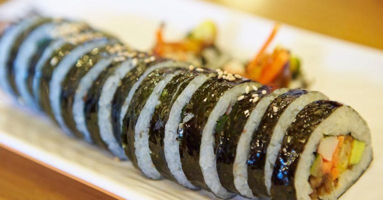 Sushi Coréeen